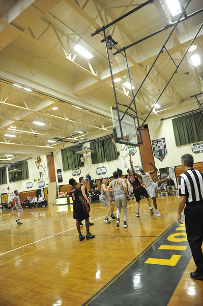 Roselle Catholic HS Basketball Games 2016-2017