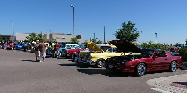 8th Annual Aims Car Show