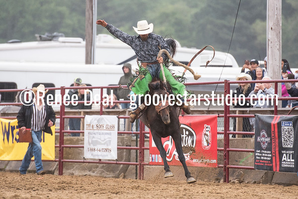 Saddlebronc Riuding