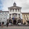 Ljubljana Town Hall, Slovenia