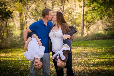 Christi & Rory Family Portrait