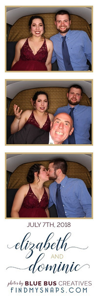 So many laughs snapping pics at the wedding of Elizabeth and Dominic! To see more sweet images like this visit the gallery at www.findmysnaps.com/Elizabeth-and-Dominic  Want the PhotoSwagon at your next event? Learn more on our site at www.bluebuscreatives.com