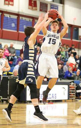 Watkins Glen Basketball 12-15-17