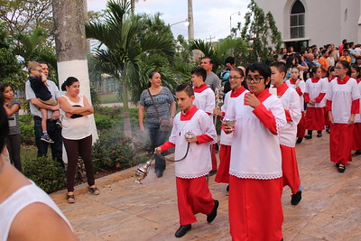 Atenas Easter Processional 2017