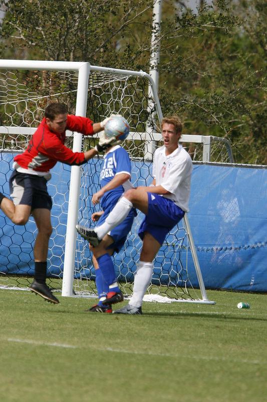 NCAA  Quarter Final National Championship Event:  Lynn University Soccer vs Lander University 19 November 2005, 12pm Boca Raton, Florida