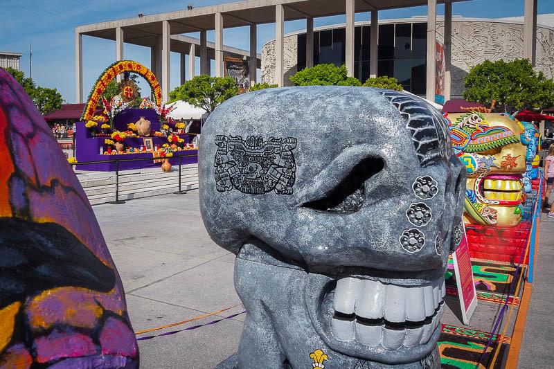 October 24 - Dia de los Muertos, Mujsic Center, Los Angeles.jpg