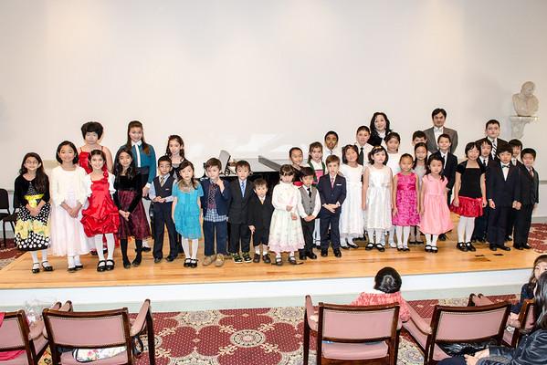 Lyceum Recital November 2012