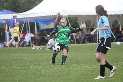U14 Girls Browns River SC vs Raymond Rays