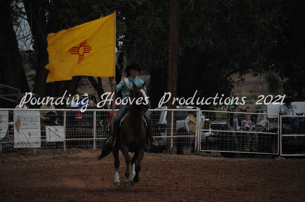 Ft Sumner Old Fort Days Friday Rodeo