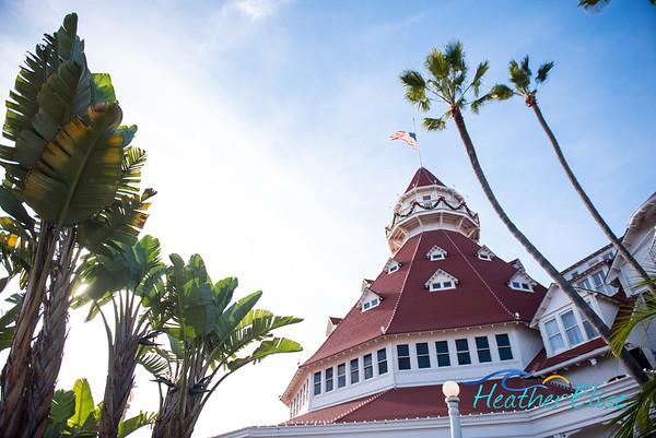 Gamache Wedding | Coronado Beach Wedding | San Diego Wedding Photographer