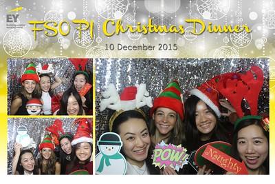 EY FSOPI Christmas Party 10 Dec 2015