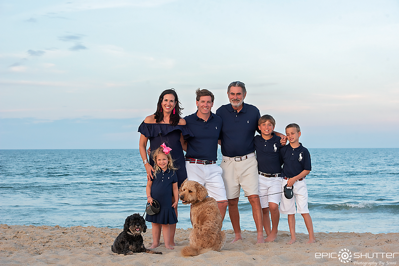 Buxton Family Vacation, Family Portraits, Outer Banks Photographers, Epic Shutter Photography, Hatteras Island Photographers, Family Beach Photos, Cape Point Drive, Hatteras Island Photographers, OBX Family Vacation Photos, Children's Beach Portraits, Dog