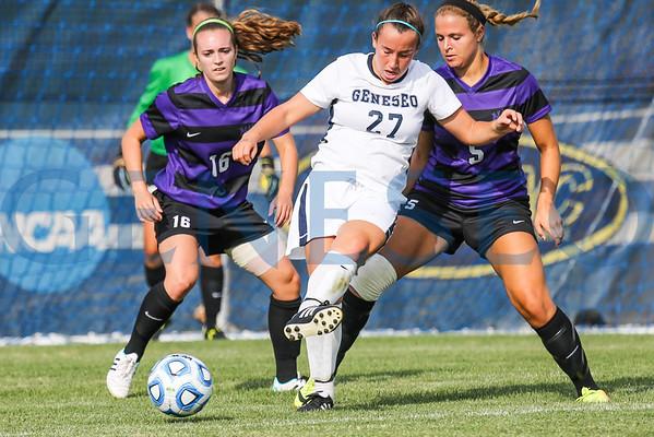 Women's Soccer vs. Nazareth