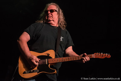 The Kentucky Headhunters - Rescue Rooms, Nottingham - 3rd October 2017