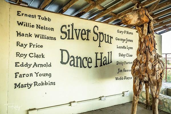 2020 Silver Spur Dancehall Ruins