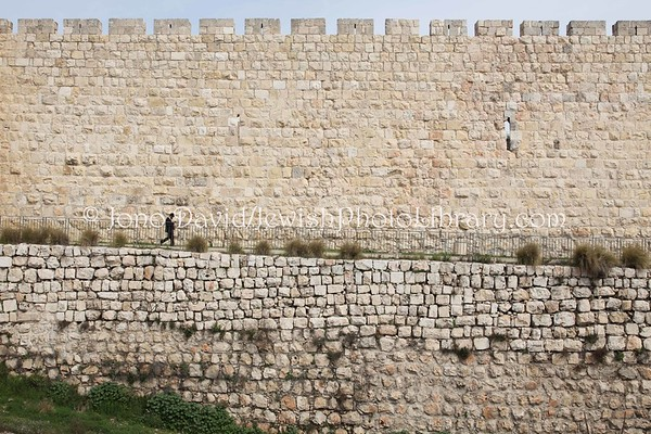 ISRAEL, Jerusalem, Old City. Miscellaneous (2.2010)