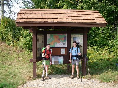 Mt. Passaconaway w/ Kids