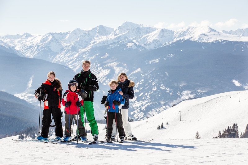 Family Photos Aspen