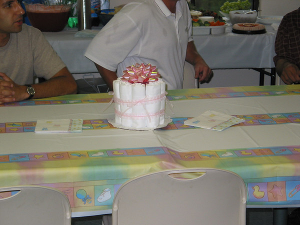 Shannon's Baby Shower