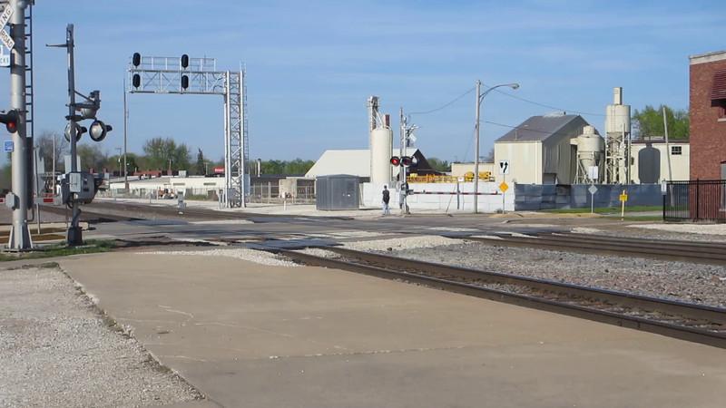 Galesburg, IL - Amtrak Station and Railroad Museum Mini Movie