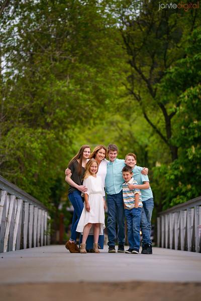 Rebecca Family Pics