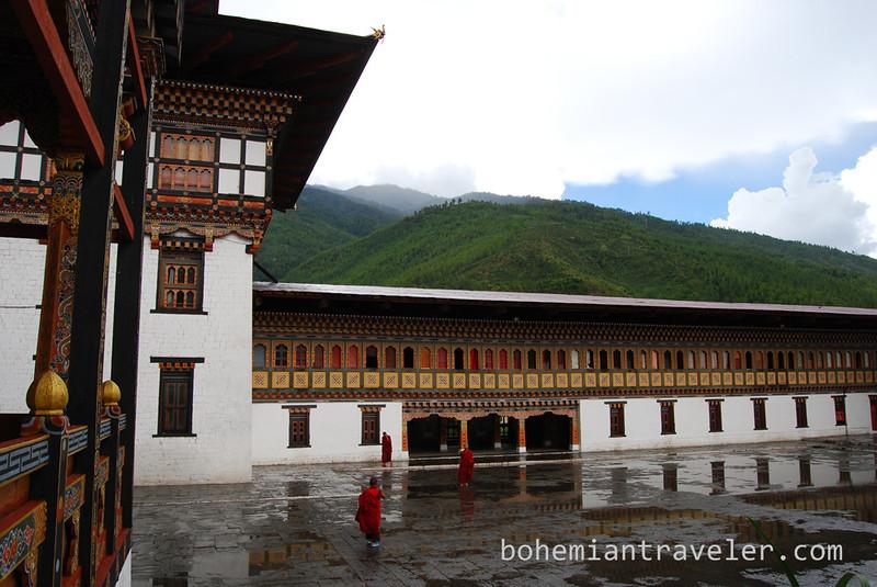 Tashichho Dzong in Thimphu Bhutan (5).jpg