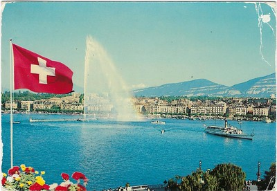 Switzerland With Ships