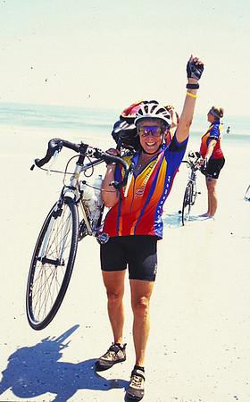 Cross Country Bike Trip 2006