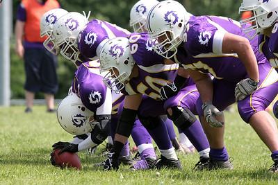 American Football 2008 Season