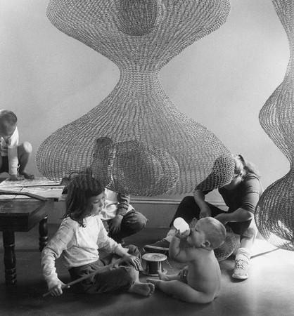 Ruth Asawa, Sculptor, and Her Children, 1958_jpg.jpg