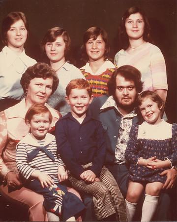 Max Sullivan's Family
