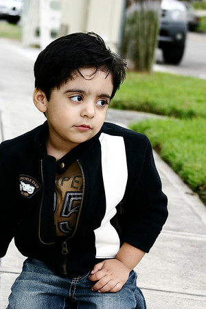 Hamza's Third Birthday- Part 2 (After Party )