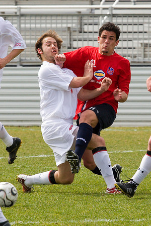 Crystal Palace FC Baltimore vs. University of Maryland (pre-season friendly), March 31st 2007