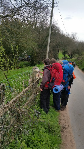 DofE Bronze Practice Expedition