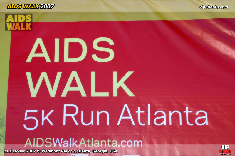 AIDS Walk 2007 ::: Piedmont Park ::: ATL, GA [Oct.21.2007]