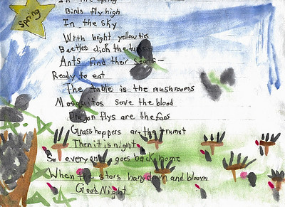 Jennelle's Poem