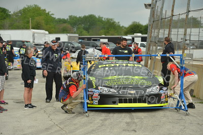 May 25, 2015 - ARCA Midwest Tour - Illiana Motor Speedway