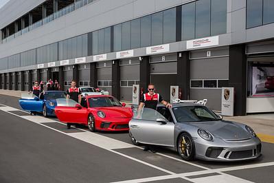 Porsche Experience GT3 Friday 24 November 2017
