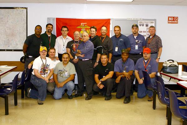 Delta TechOps Marine Corps Birthday Celebration