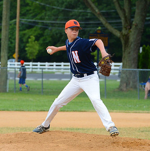 Northampton vs Warwick in District 31 Little League Championship