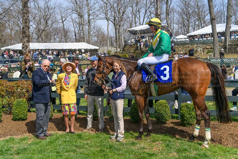 5th Race-Virginia Equine Alliance Maiden Hurdle