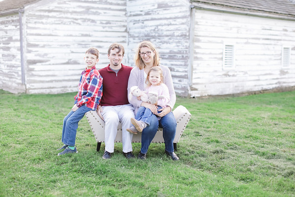 Drescher Family 2018