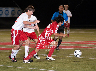 2009-11-20 Soccer Boys Varsity St. John's @ St. Thomas