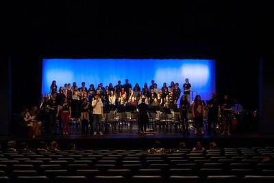 2017-03-29 Pre-Hawaii Concert with Choir