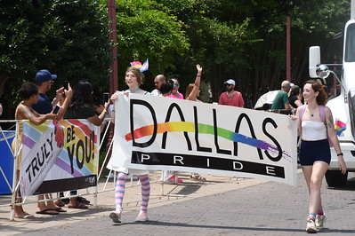 6-2-2019 Dallas Pride Parade Part 1 of 2 @ Fair Park