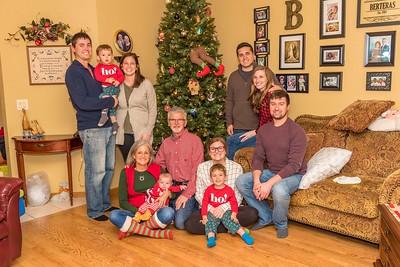 Christmas 2018 Huntley and Home