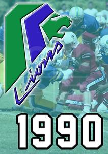 Glasgow Lions 1990