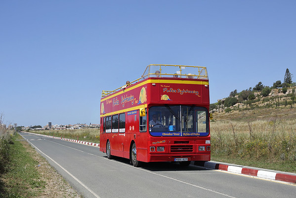 Pafos Sighsteeing Tour