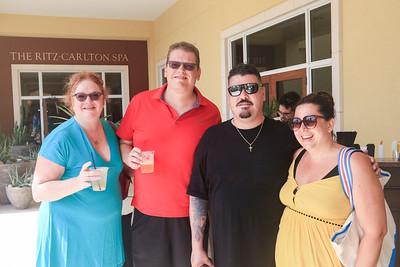 Pool Side Cocktails 9/13/19