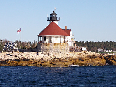 2011-09-10 Boothbay Lighthouse Cruise with NELL